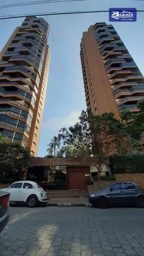 Apartamento Com 4 Dormitórios À Venda, 320 M² Por R$ 2.200.000,00 - Jardim Maia - Guarulhos/sp - Ap3355