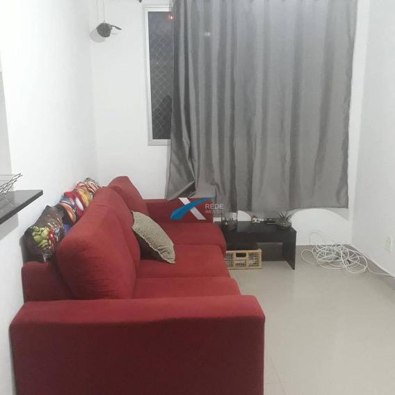 Apartamento Para Locação No Parque Seletto Em Suzano - Sp - Ap4978