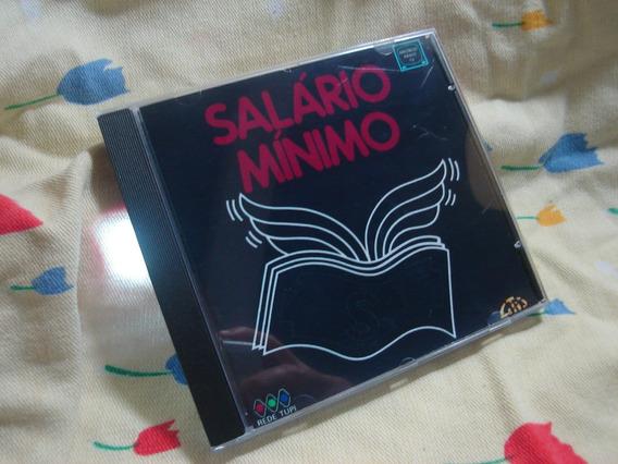 Salário Mínimo Trilha Sonora Nacional Tv Tupi Cd Remasteriza