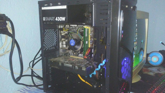 Pc Gamer I5 4440 10 Gb De Ram Gtx 950 Asus Hd 500 Gb X2