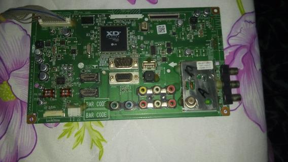 Placa Principal Tv Lg Modelo 26ld330