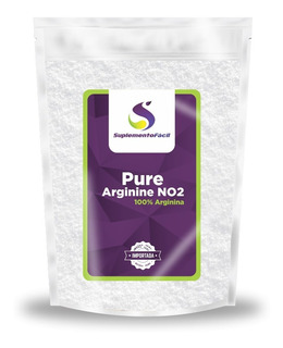 Kit 100% Arginina Pura 1kg + 100% Maca Peruana 1kg C/ Nf