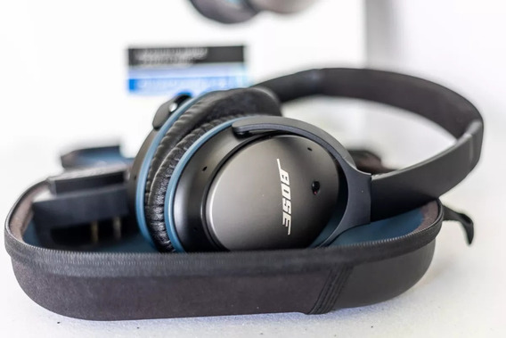 Bose Quietcomfort 25 Noise Cancelling Anti Ruido + Nfe