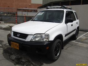 Honda Cr-v 4p Mc 1.9