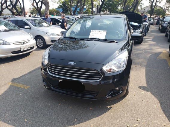Ford Ka 1.0 Se Plus Flex 4p 2018