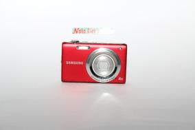 Câmera Digital Samsung St60, Com Defeito.