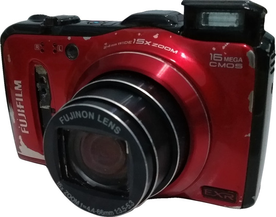Câmera Fotográfica Fujifilm Finepix F550 Exr