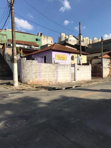 Imagem 1 de 1 de Terreno Com 313 M² | Jardim Celeste (zona Oeste) , São Paulo | Sp - Tr3034v