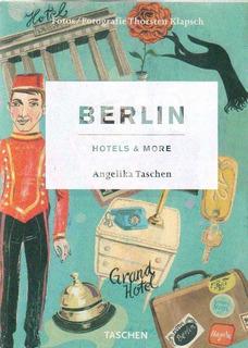 Libro Berlin Hotels & More Fotografías Taschen Perocontenta