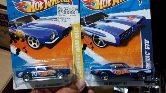 Hotwheels Nuevos En Su Blister, Muscle Cars 2