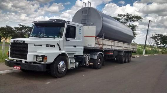 Caminhão Scania 87 Motor Feito Recentemente