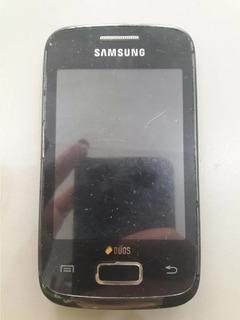 Celular Samsung S 6102 Para Retirar Peças Os 001