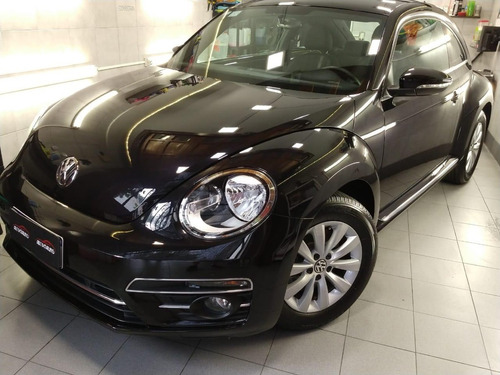 Vw The Beatle 1.4 Tsi Design Única Mano Cuero