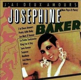 Cd Josephine Baker - J