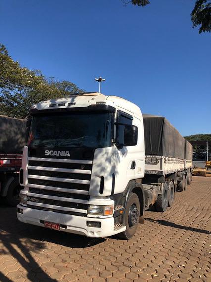 Scania G420 2003 Estado De Nova Demais 130000