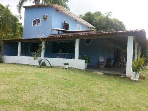 Chácara  Em Ana Dias, Com 04 Dormitórios Em Peruíbe.