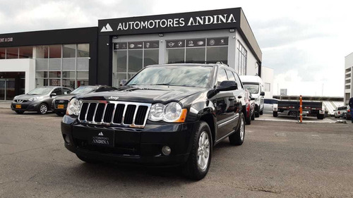 Jeep Grand Cherokee Limited  2009 4.7 Aut.secuencial 4x4 224