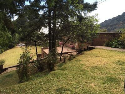 Casa De Descanso En Desierto De Los Leones En Santa Rosa Xochiac, Alvaro Obregon
