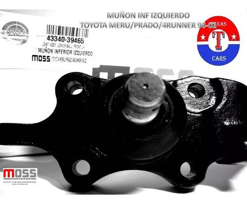 Muñon Inf Izquierdo Toyota Meru/prado/4runner 96-02