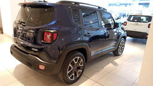 Jeep Renegade Longitude  Financie A Tasa 0%