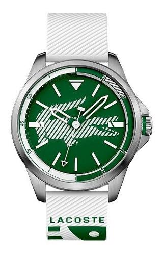 Relógio Lacoste Masculino Esportivo Original Borracha Novo