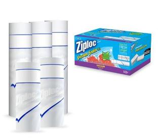 Ziploc Zl1combopk3 Paquete Combinado De Sellado Al Vacio Con