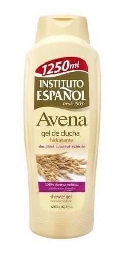 Gel De Corpo Banho Instituto Espanol Avena 1250ml Econômico