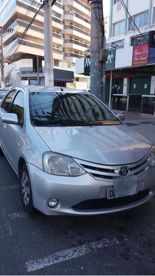Toyota Etios 1.5 Xs Flex -completo