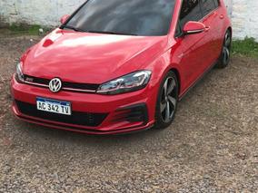 Volkswagen Golf 2.0 Gti Tsi App Connect + Cuero 2018
