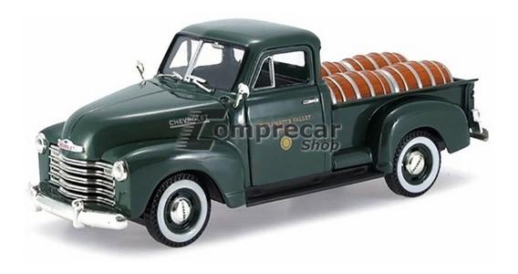 Miniatura Chevrolet 1950 Pickup Truck Barris S Models 1/32