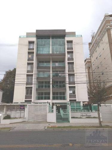 Imagem 1 de 30 de Studio Com 1 Dormitório Para Alugar, 35 M² Por R$ 1.350,00/mês - Alto Da Rua Xv - Curitiba/pr - St0004