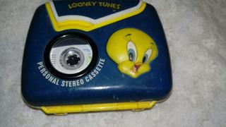 Walkman Cassette Looney Tunes