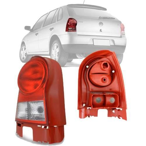 Lanterna Gol G4 Original 2006 2007 2008 2009 2010 Esquerdo