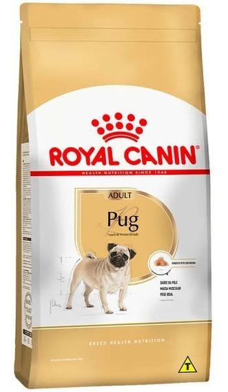 Ração Royal Canin Adultos Pug 7.5kg Pett
