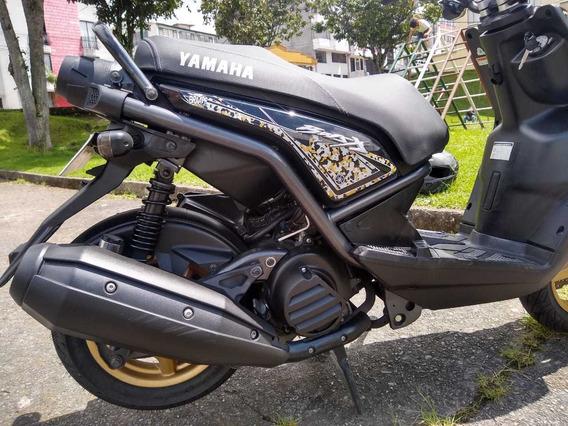 Yamaha Super Motard
