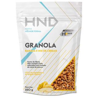 Granola Vegana Veggie Hinode Tecnologia H+ Sem Sódio 250g