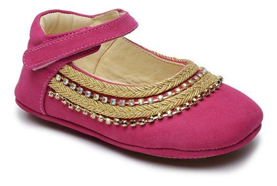 Sapatilha Infantil Le Fantymy Pink