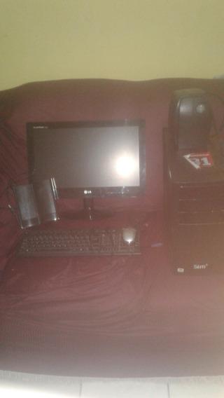 Computador 2gb 320 Gb Windows 7 Processador Via C7