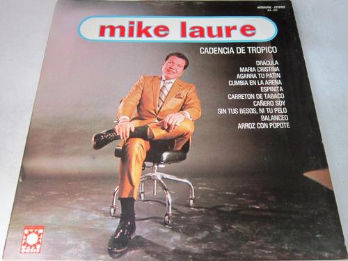 Mike Laure - Cadencia De Tropico   Lp