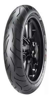 Pneu Fazer 250 Cbx 250 100/80r17 Tl Diablo Rosso Ii Pirelli