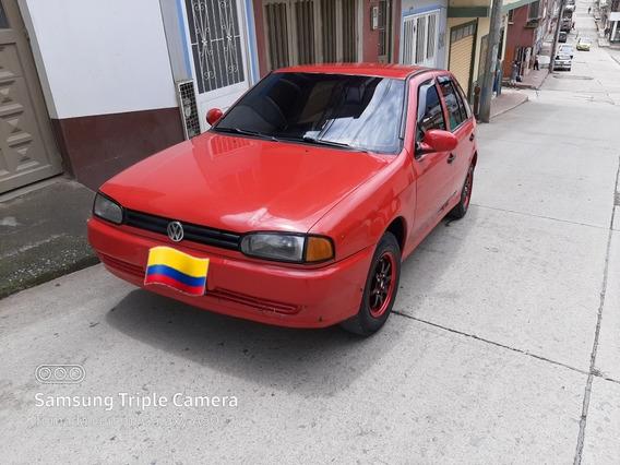 Volkswagen Gol 1600 Cedan