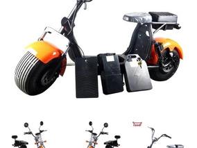 Scooter Eletrica 2000w