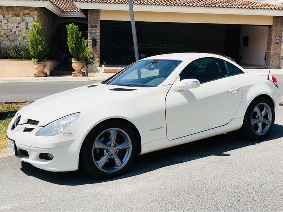 Mercedes Benz Clase Slk 06 Convertible