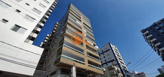 Apartamento Com 2 Dorms, Tupi, Praia Grande - R$ 240 Mil, Cod: 1072 - V1072