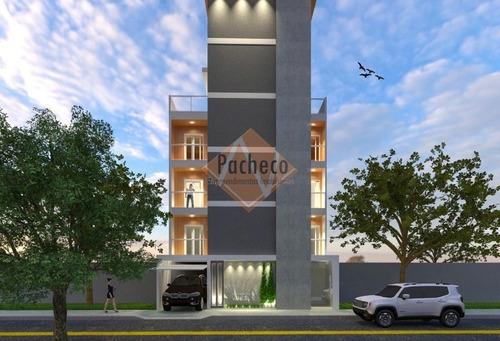 Imagem 1 de 6 de Apartamento Studio Na Penha De França Com 2 Dormitórios, 1 Vaga E 38m² R$ 185.000,00 - 2757