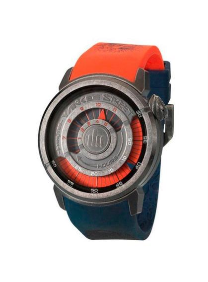 Relógio Yankee Street Masculino - Ys30158r - Vermelho/azul