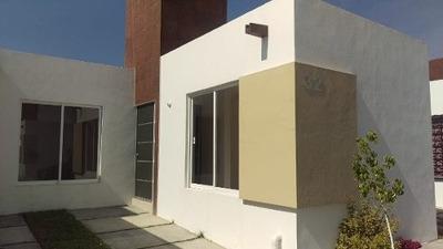 (crm-4464-5022) Casa En Renta En San Juan Del Rio, Queretaro