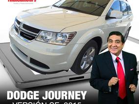 Dodge Journey Se 5p Atm