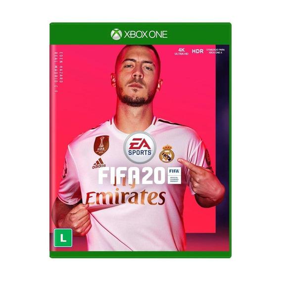 Fifa 20 Xbox One Mídia Física Pronta Entrega