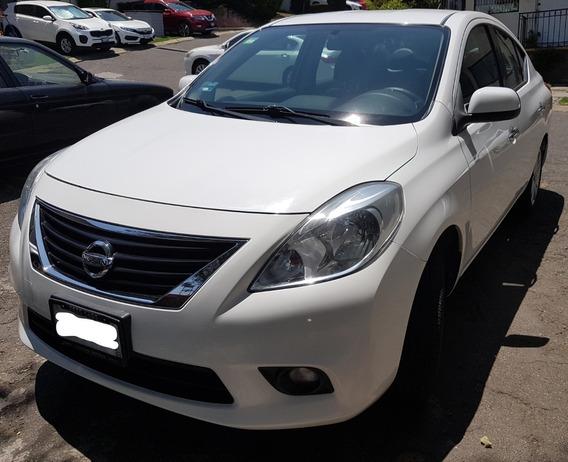 Nissan Versa Blanco 2014